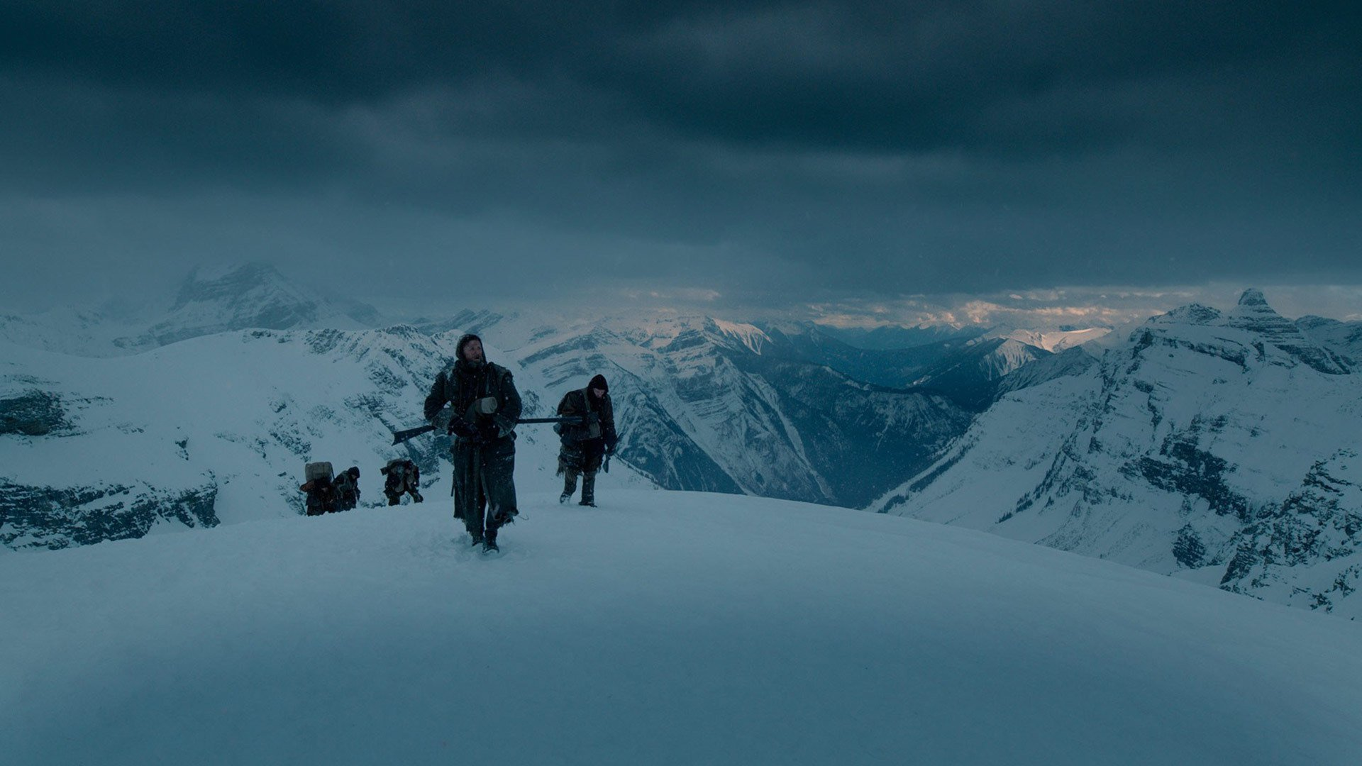 "Image from the movie ""The Revenant"""