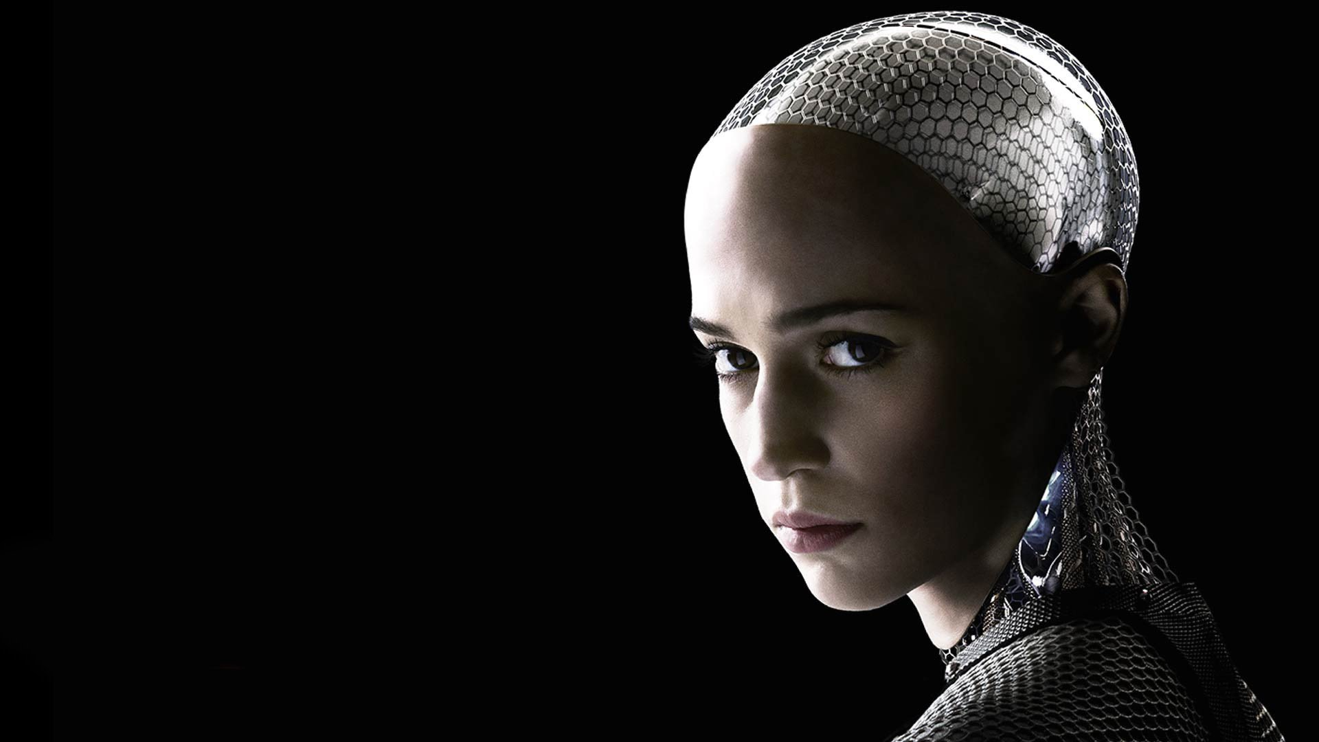"Image from the movie ""Ex Machina"""