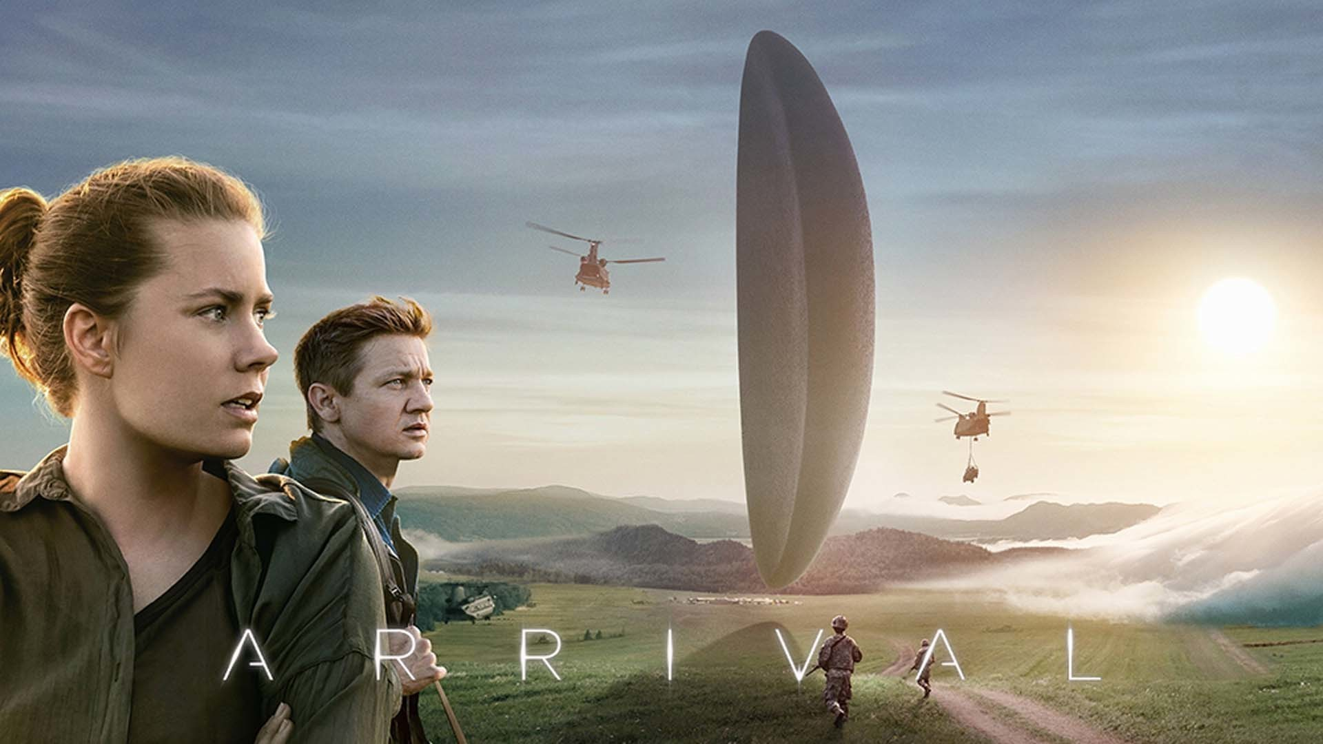 "Image from the movie ""Arrival"""